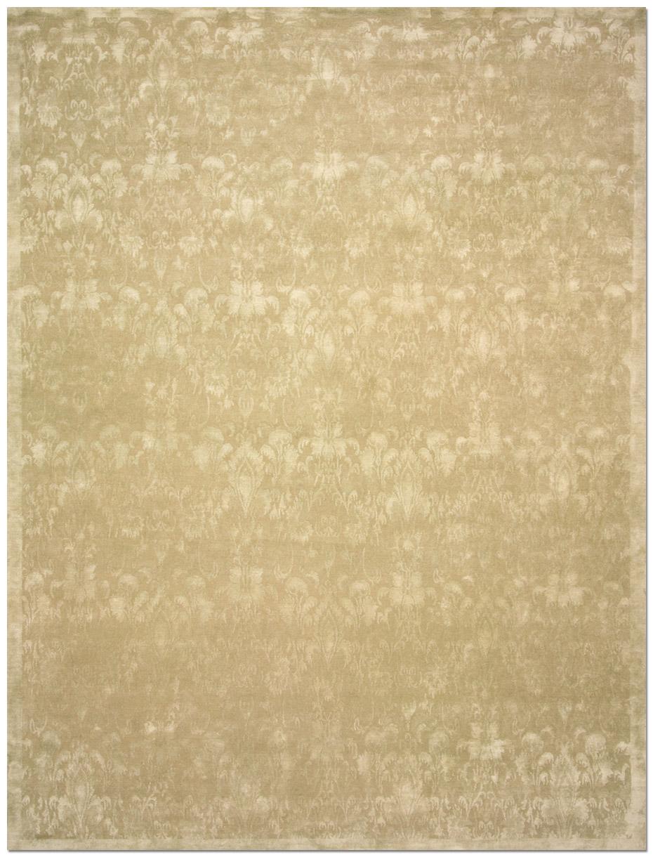 Damasque area rug