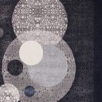 Moon Island area rug