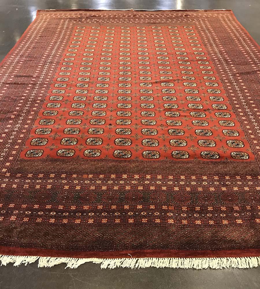 Mori Bokhara area rug