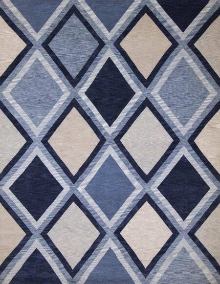 Argyle area rug