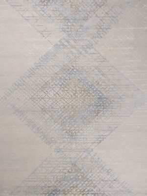 Modern Pyramid area rug