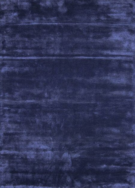 Plush velvet area rug